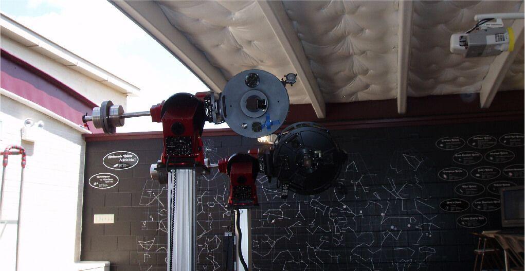 Humble Observatory